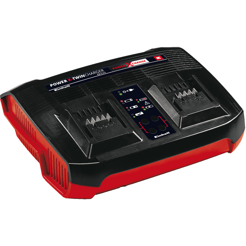 Einhell Power X-Change PXC Twin Battery Charger