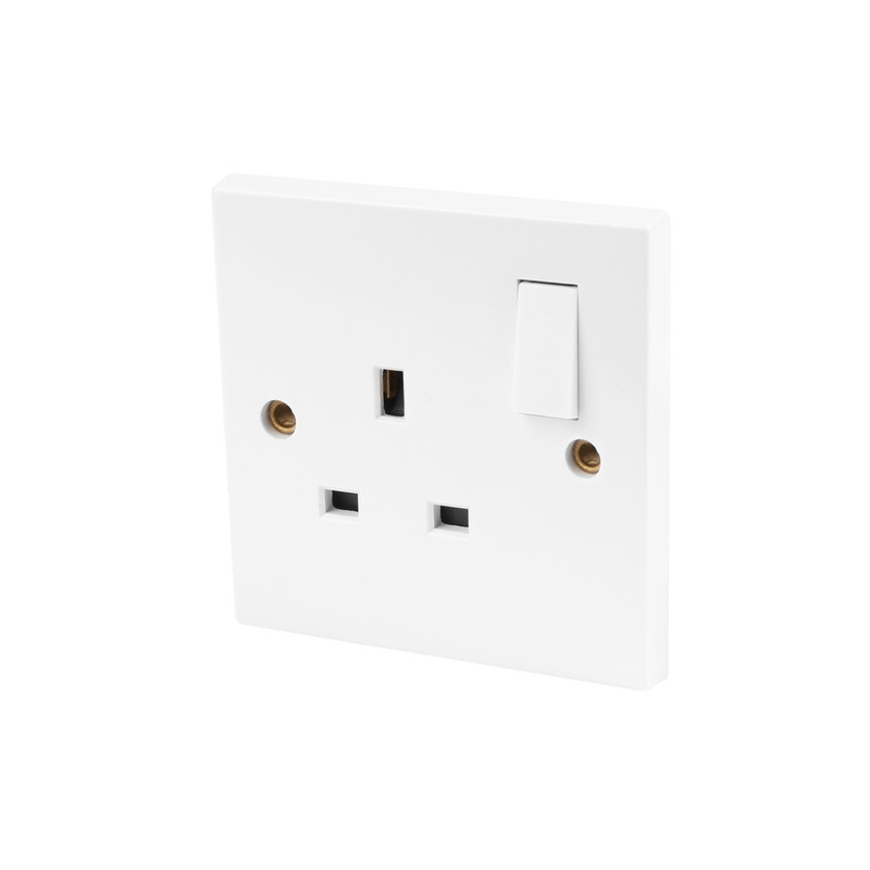 Axiom Switched Socket