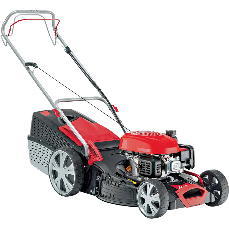 AL-KO Classic 139cc 51cm Self Propelled Petrol Lawnmower