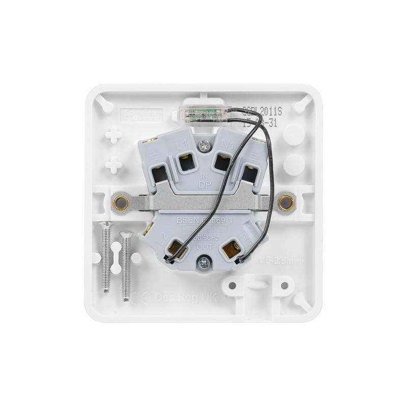 Schneider Electric Lisse 20AX DP Switch