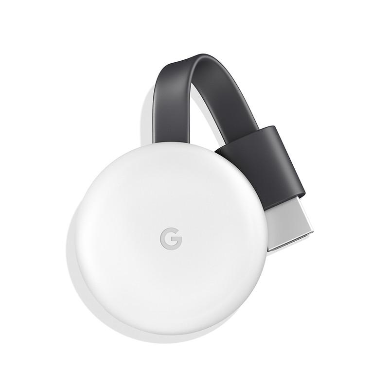 Google Chromecast Video - Chalk