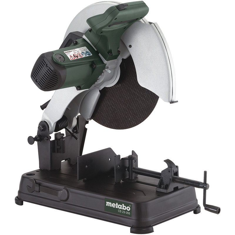 Metabo CS 23-355 2300W Metal Chop Saw