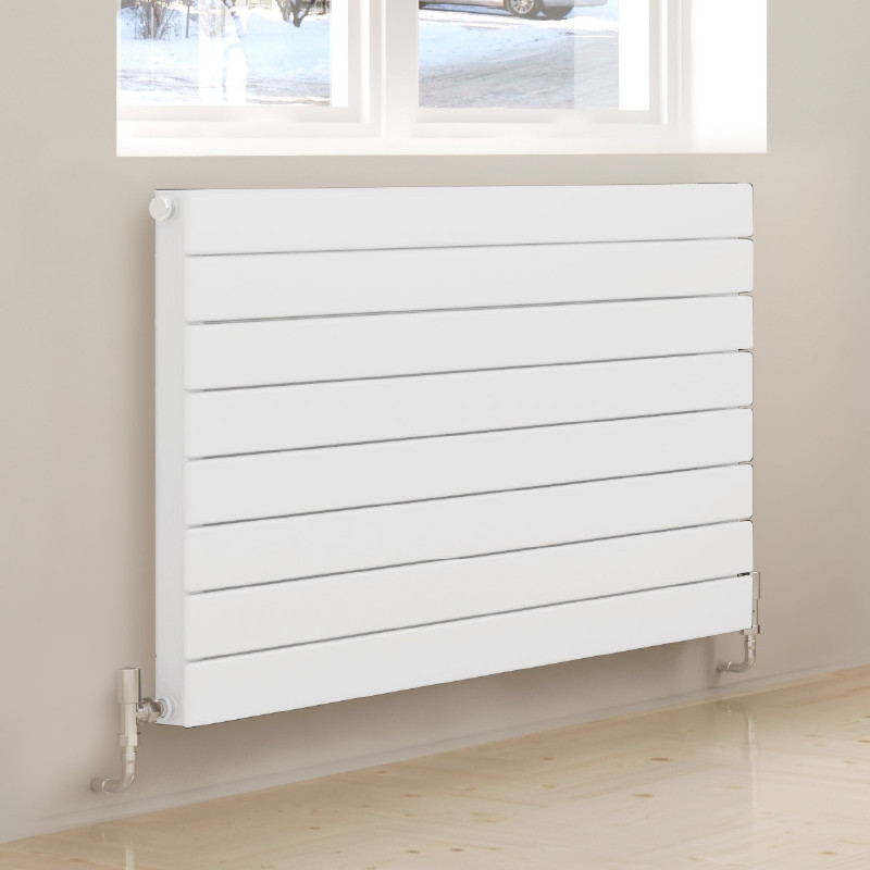 Tesni Eve Single Panel Horizontal Designer Radiator