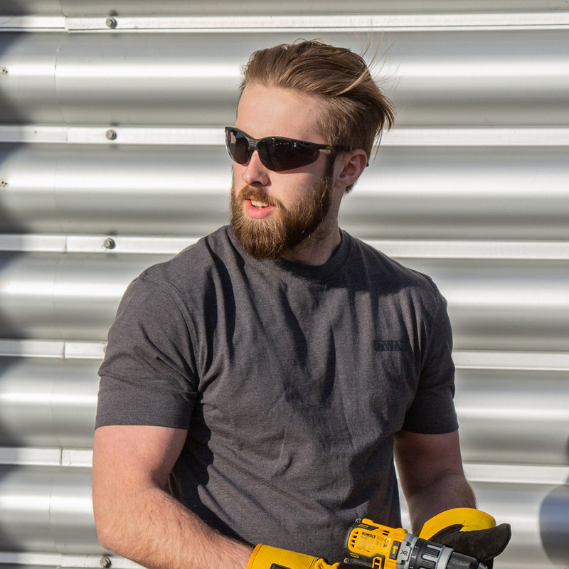 DeWalt Reinforcer Safety Glasses