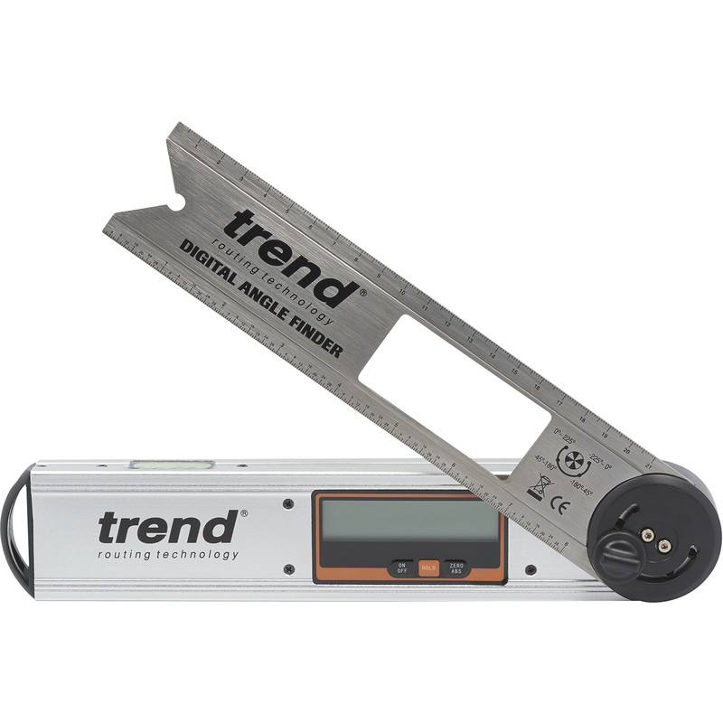 Digital Angle Finder >> Trend Digital Angle Finder 200mm 8