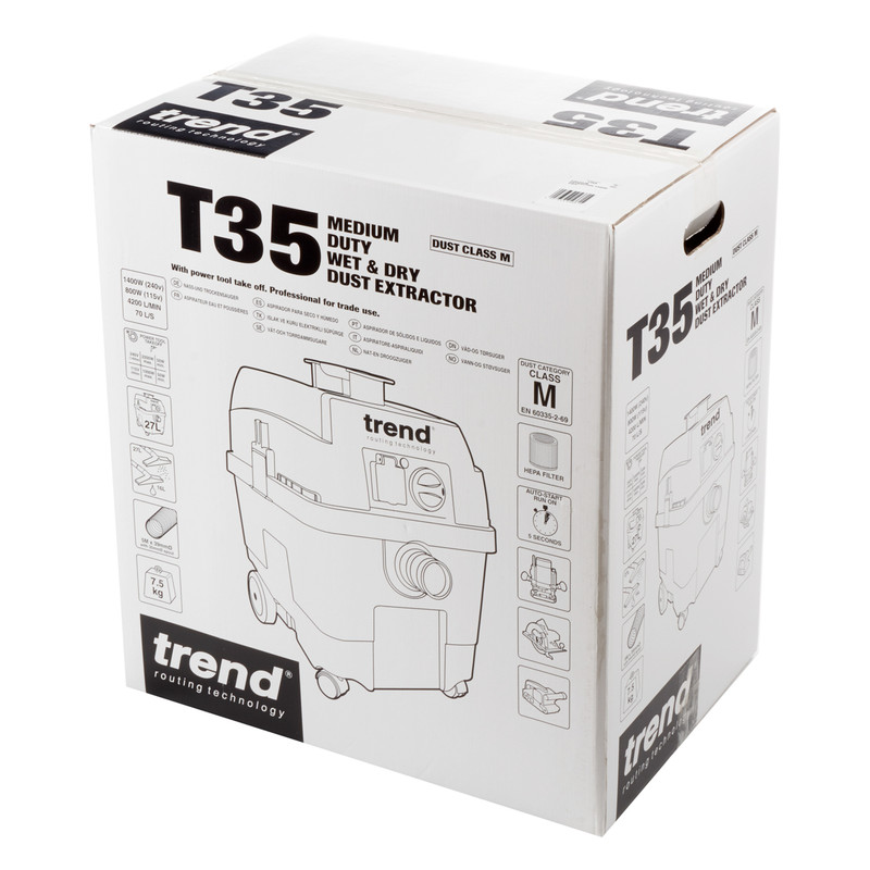 Trend T35A M Class Vacuum Extractor