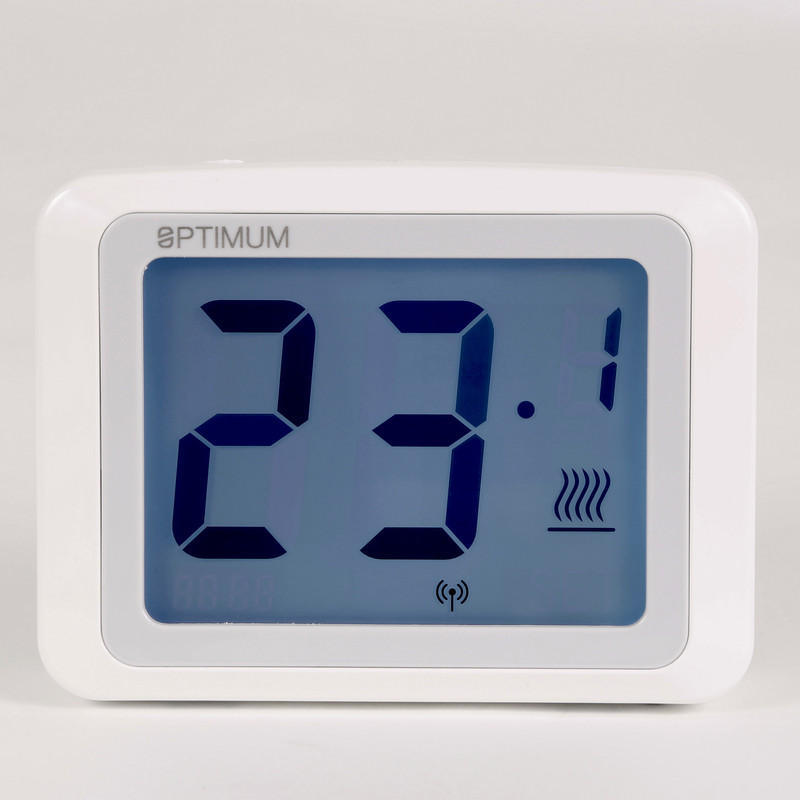 Corgi Touchscreen Room Thermostat