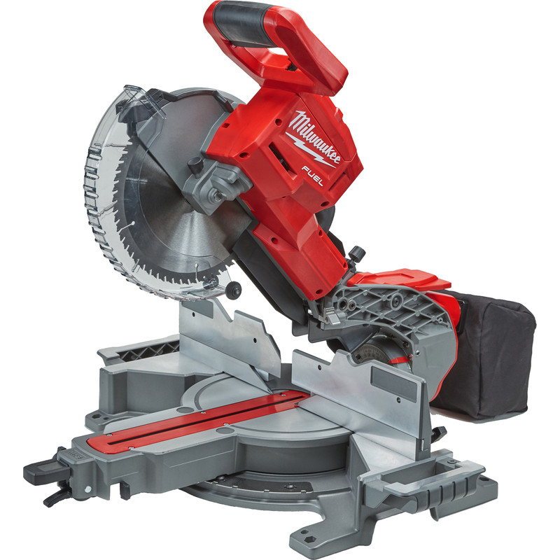 Milwaukee M18FMS254-0 18V Li-Ion Fuel Mitre Saw 254mm