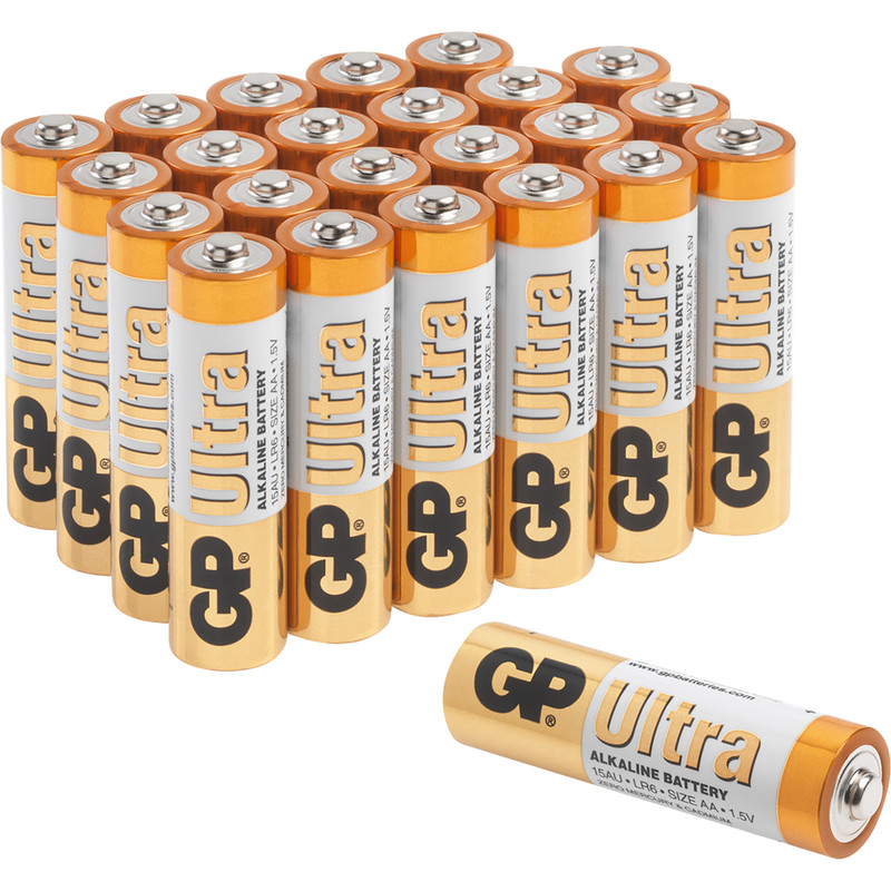 GP Ultra Alkaline Battery