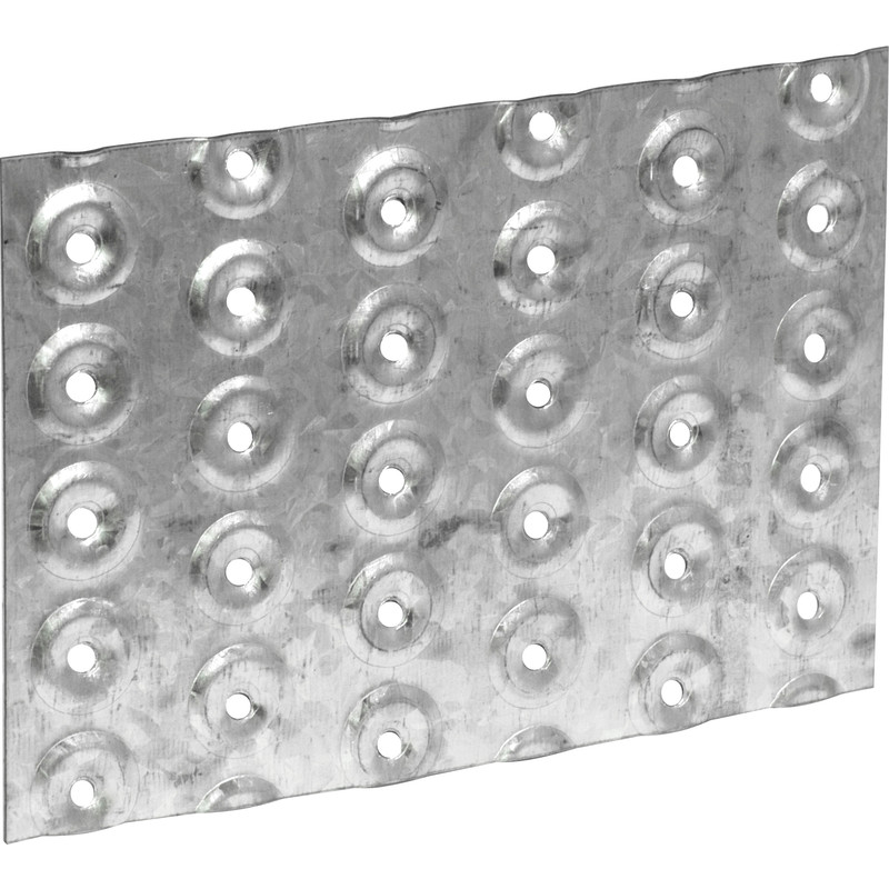 Galvanised Nail Plate
