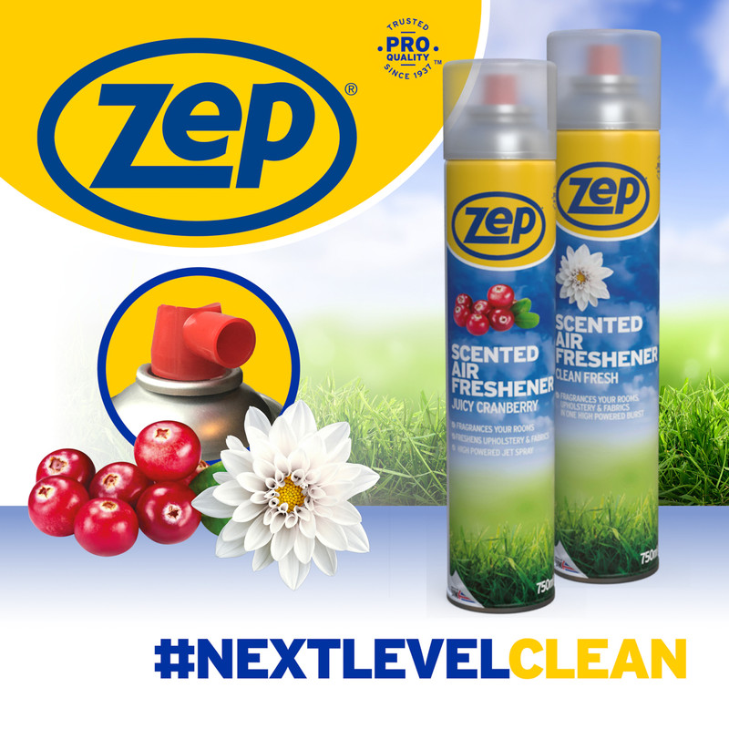 Zep Commercial Air Freshener