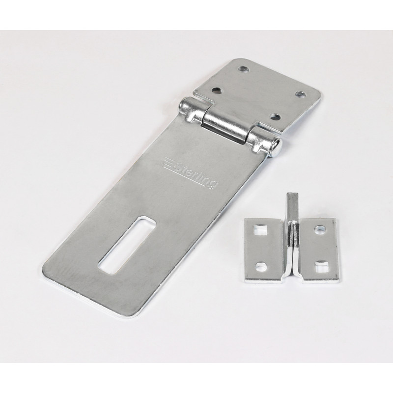 Sterling Hasp & Staple