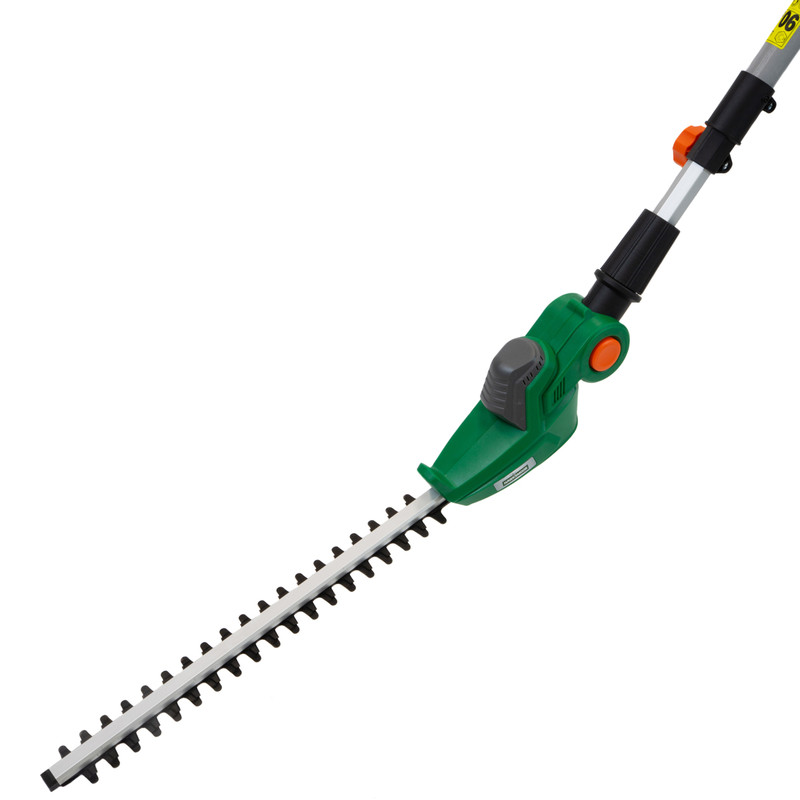 Hawksmoor 18V 46cm Cordless Long Reach Hedge Trimmer