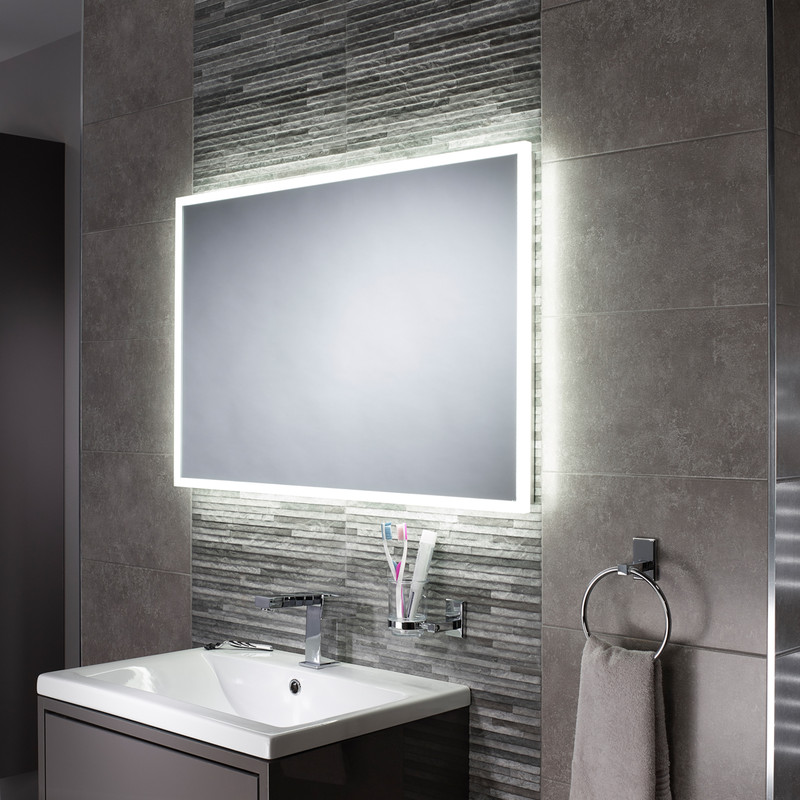 Sensio Glimmer 900 Diffused LED Mirror