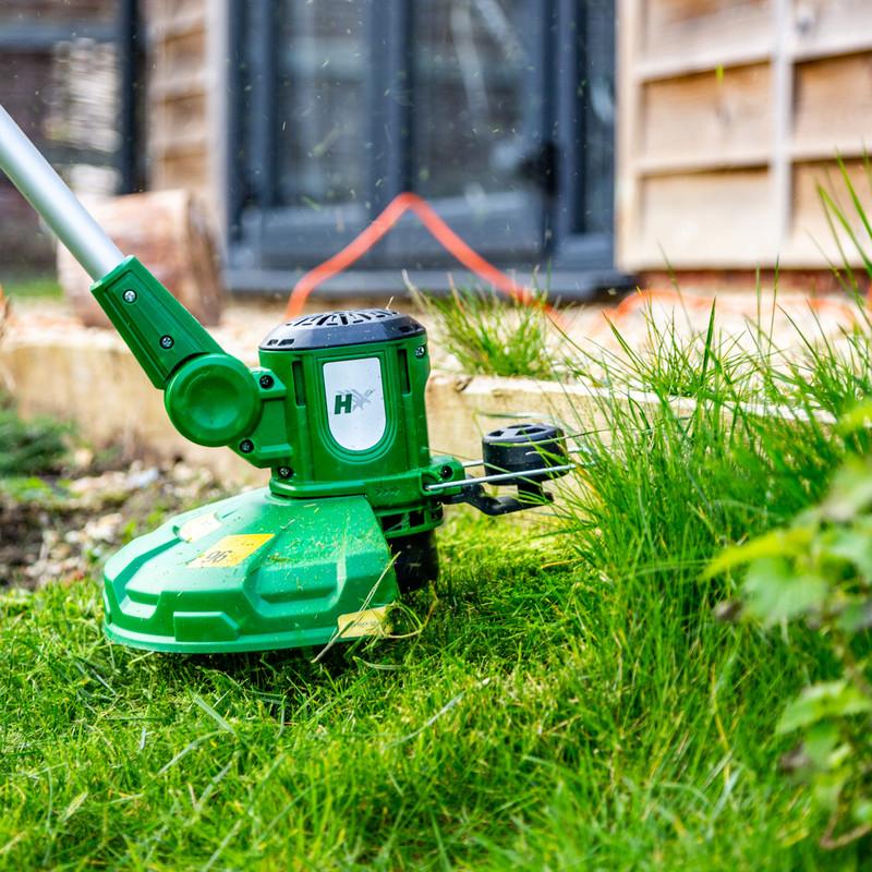 Hawksmoor 450W 30cm Electric Grass Trimmer