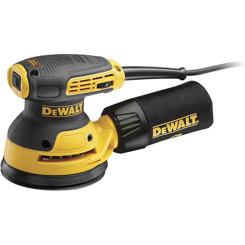 DeWalt DWE6423-GB 280W 125mm Random Orbital Sander
