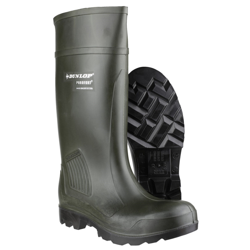 Dunlop Purofort Professional C462933 Safety Wellington