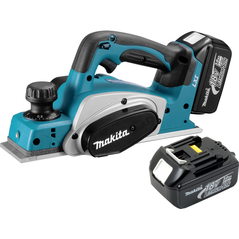 Makita DKP180RMJ LXT 18V Li-Ion Cordless 2mm Planer