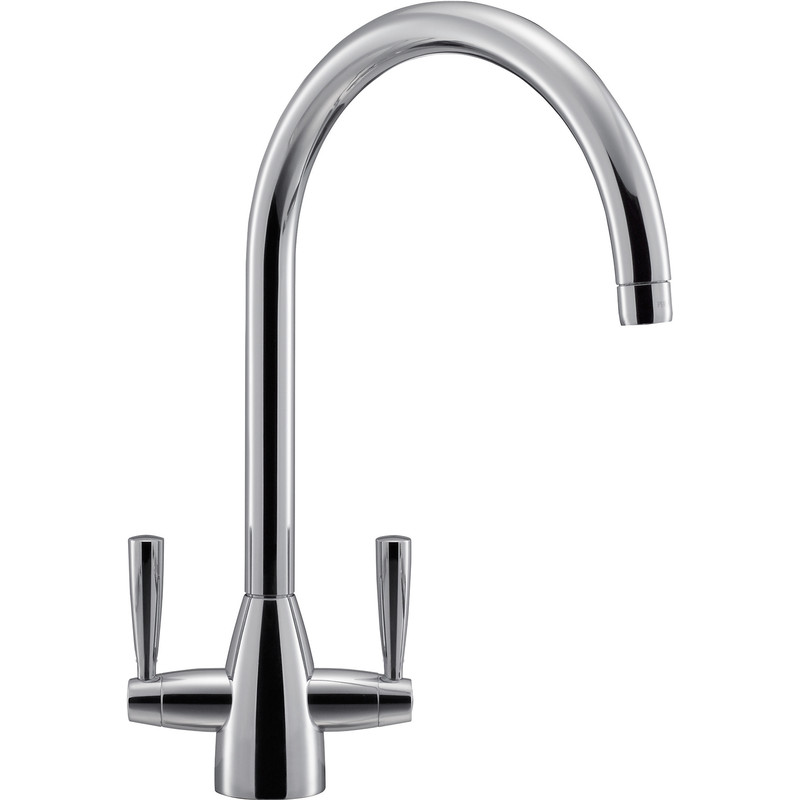 Franke Eiger Kitchen Sink Mono Mixer Tap Chrome