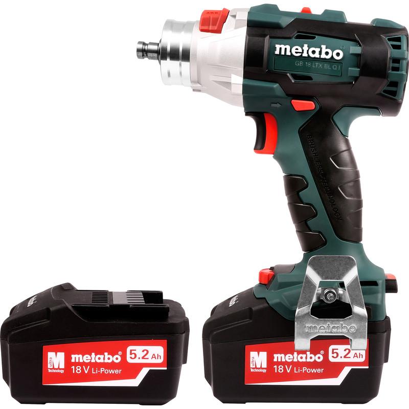 Metabo GB 18 LTX BL Q I 18V Brushless Cordless Tapper Drill Driver