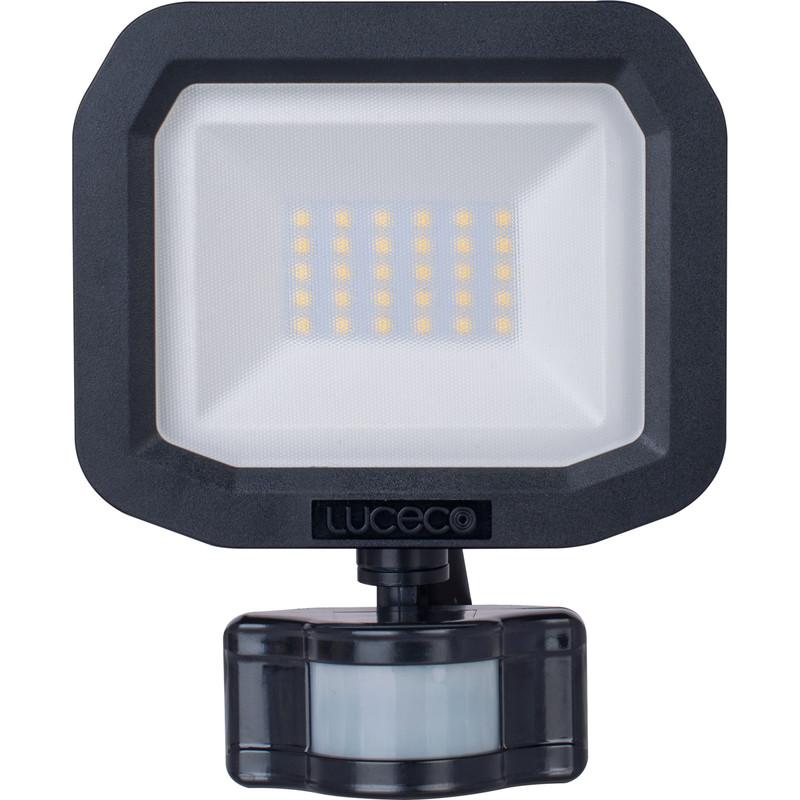 Luceco LED 20W Eco Smart PIR Floodlight
