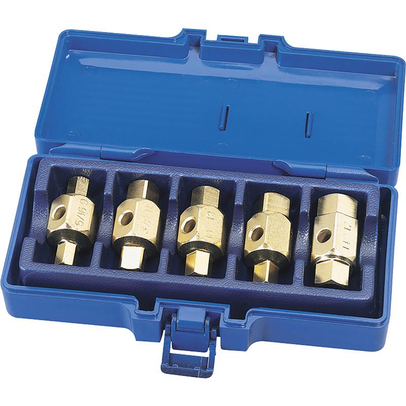 Draper Drain Plug Key Set