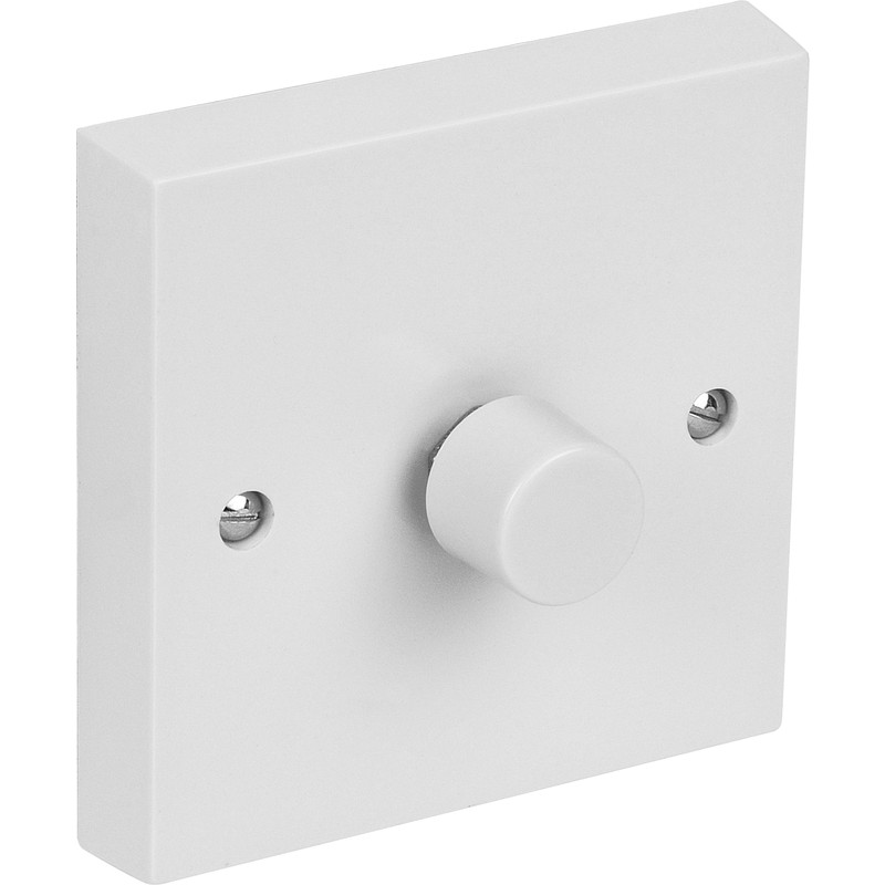 Axiom Push Dimmer Switch