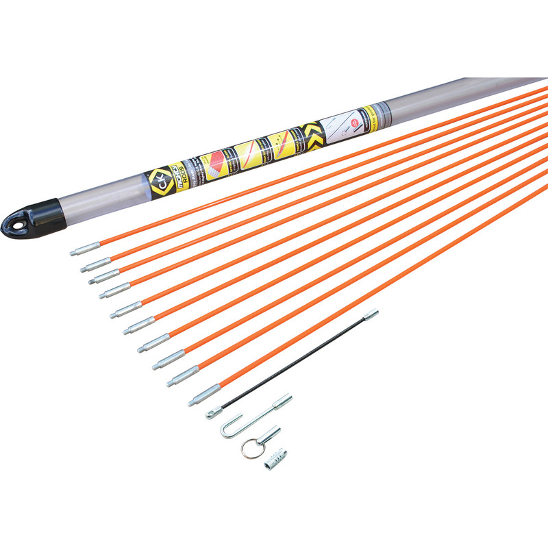 C.K MightyRod Standard Cable Rod 10m Set