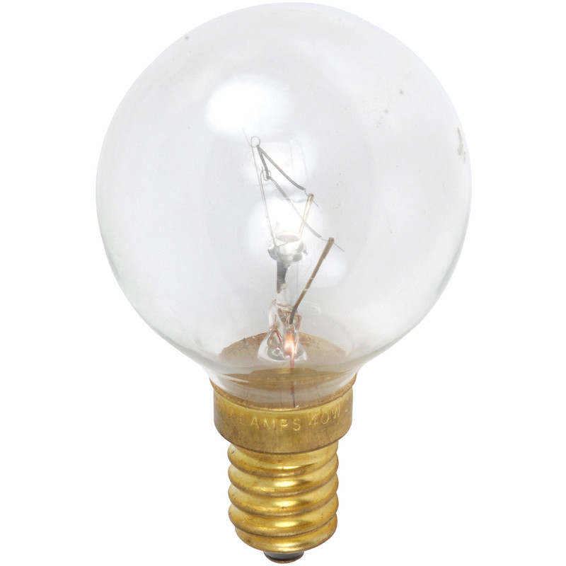 Fusion 40W G9 300° Oven Lamp Clear