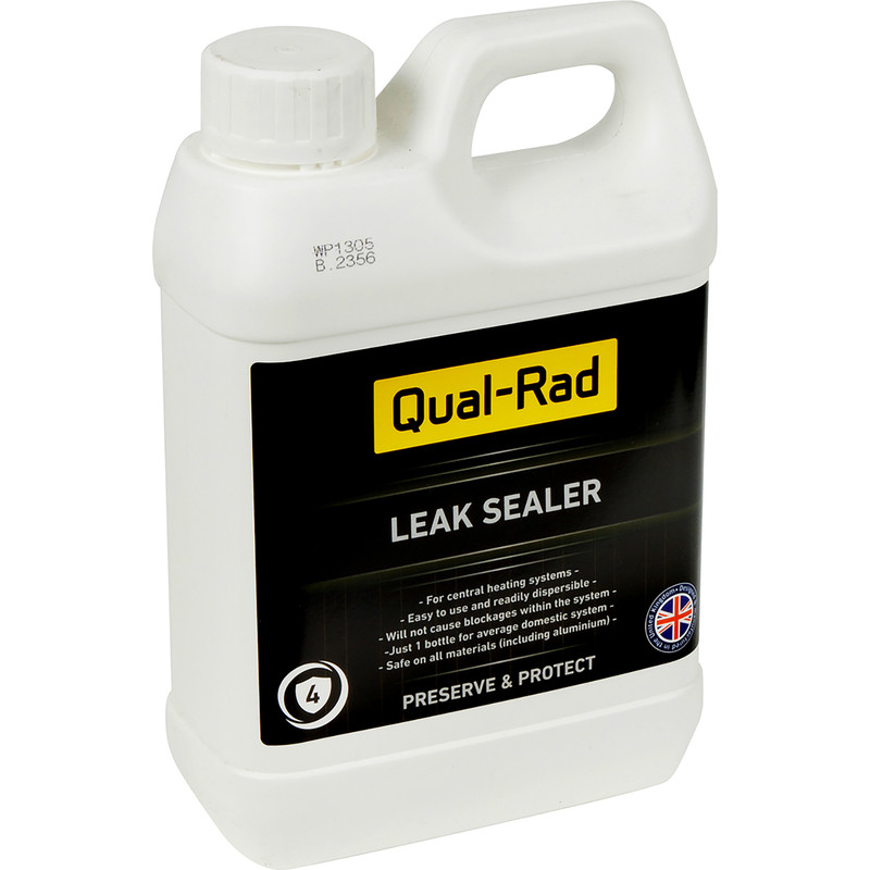 Central Heating Leak Sealer