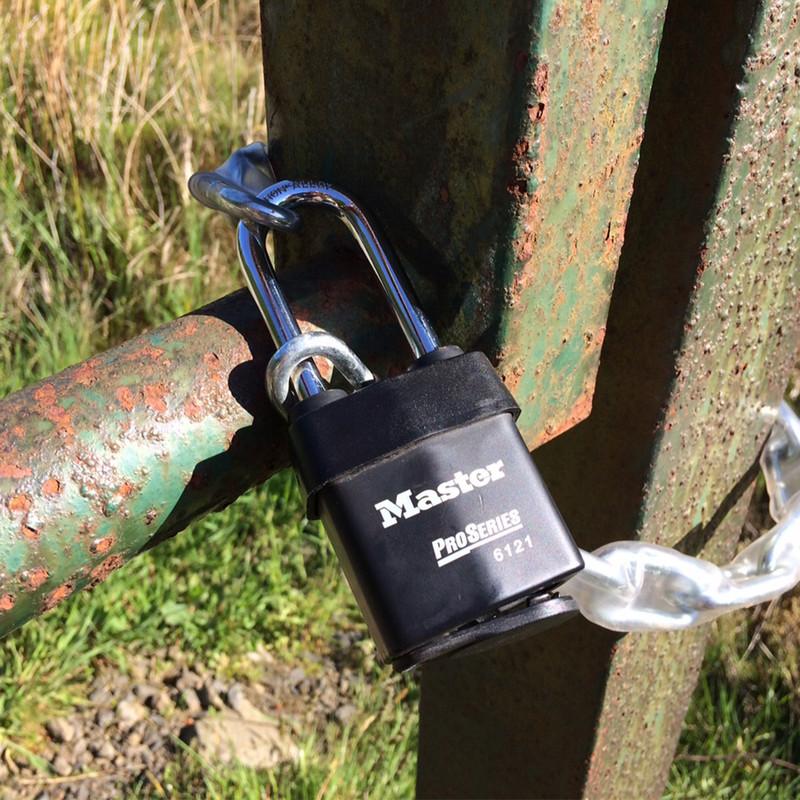Master Lock Pro Series Padlock Keyed