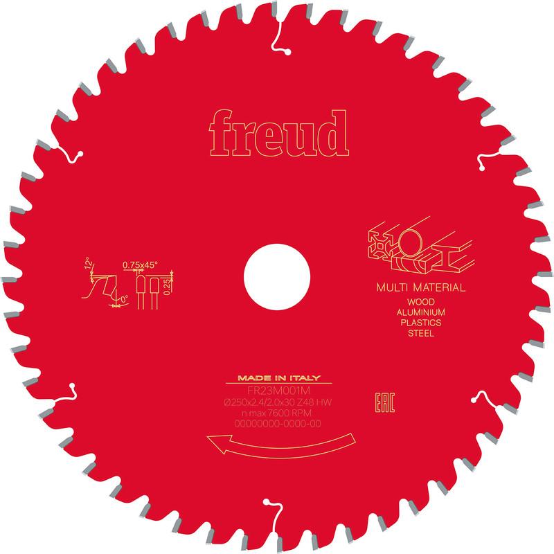 Freud Multi Material Circular Saw Blade