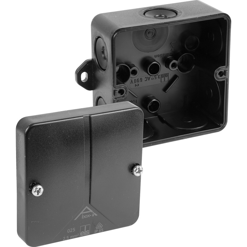 Moulded PVC Box IP65