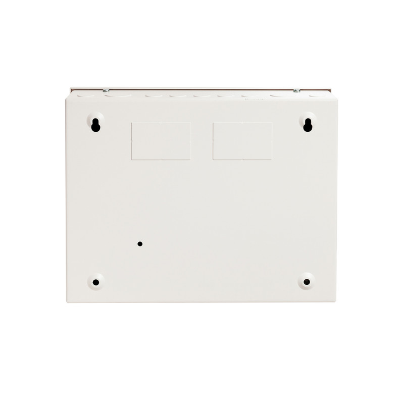 Crabtree Loadstar Metal Consumer Unit 8 Way Dual RCD + SPD + 7 MCBs