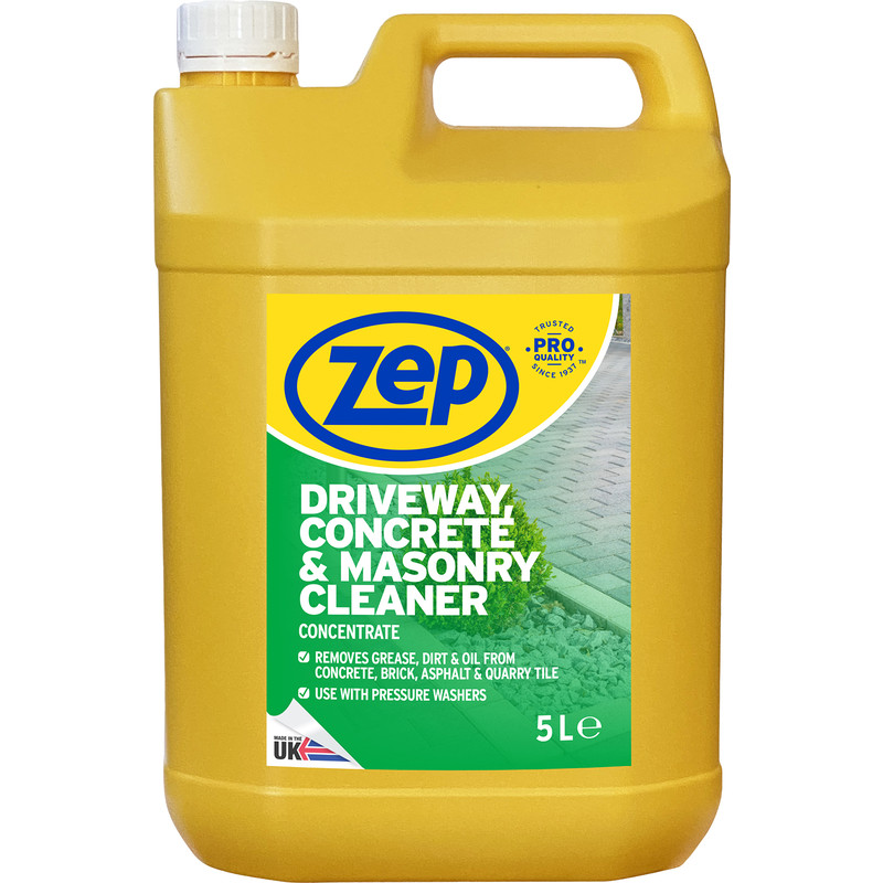 Zep Commercial Driveway, Concrete & Masonry Cleaner