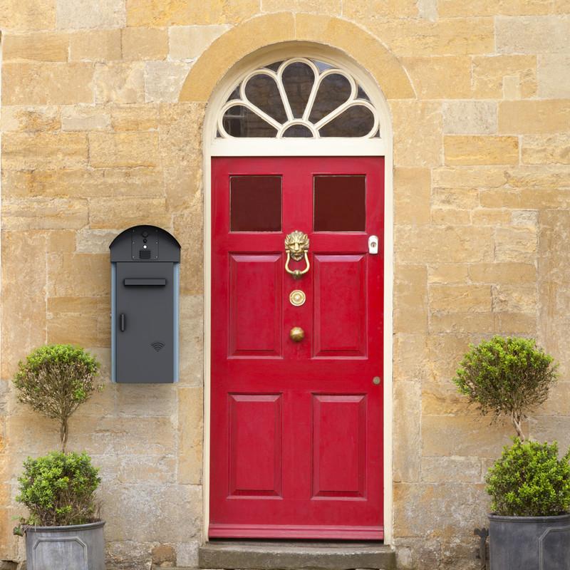 IBox Secure Smart Video Doorbell Postbox