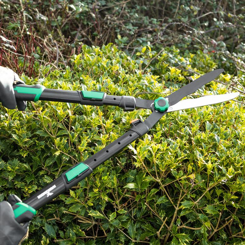 Hawksmoor Telescopic Hedge Shears