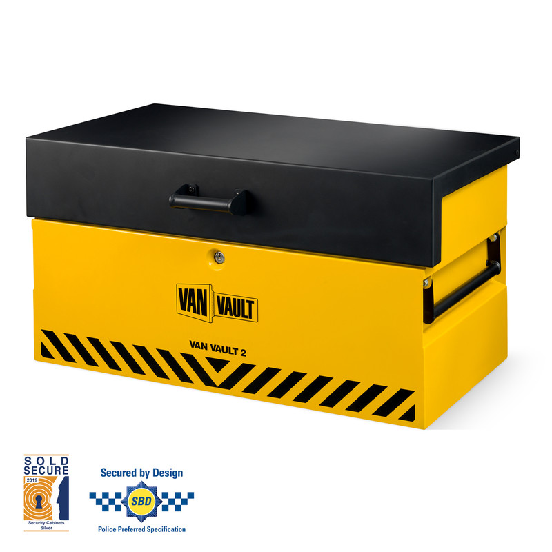 Van Vault 2 Storage Box
