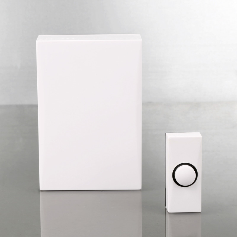 Byron Wired Door Chime Kit