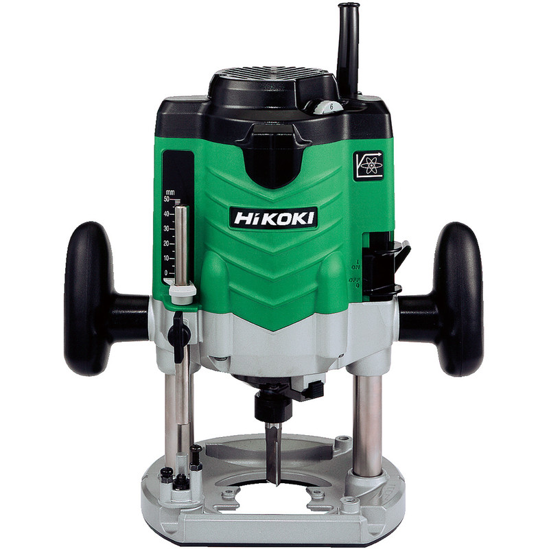 "Hikoki M12VE 2000W 1/2"" Variable Speed Router"
