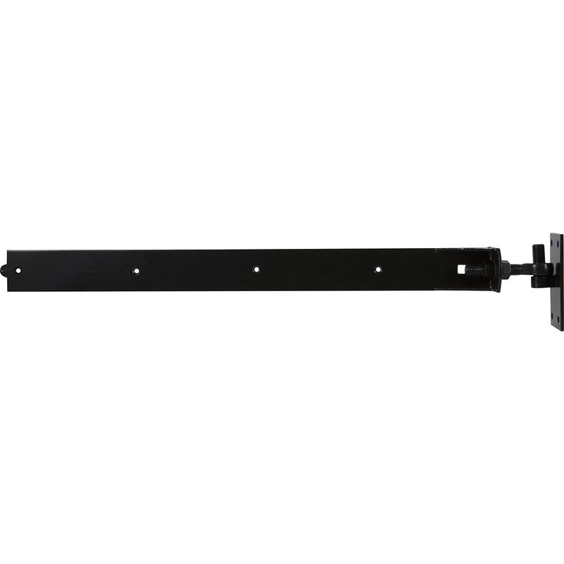 GATEMATE Premium Black Adjustable Band & Hook