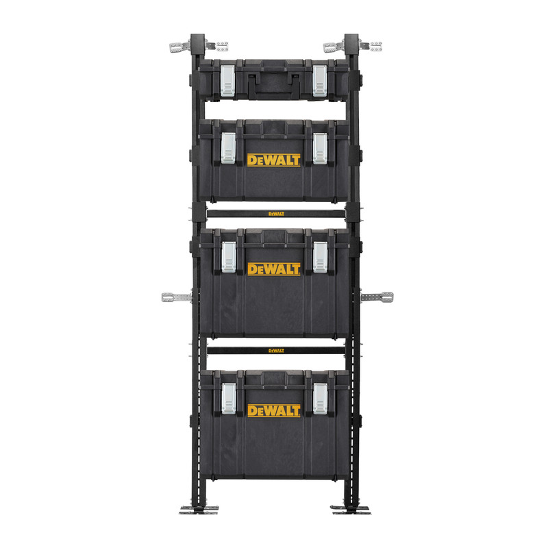 DeWalt ToughSystem Van Racking