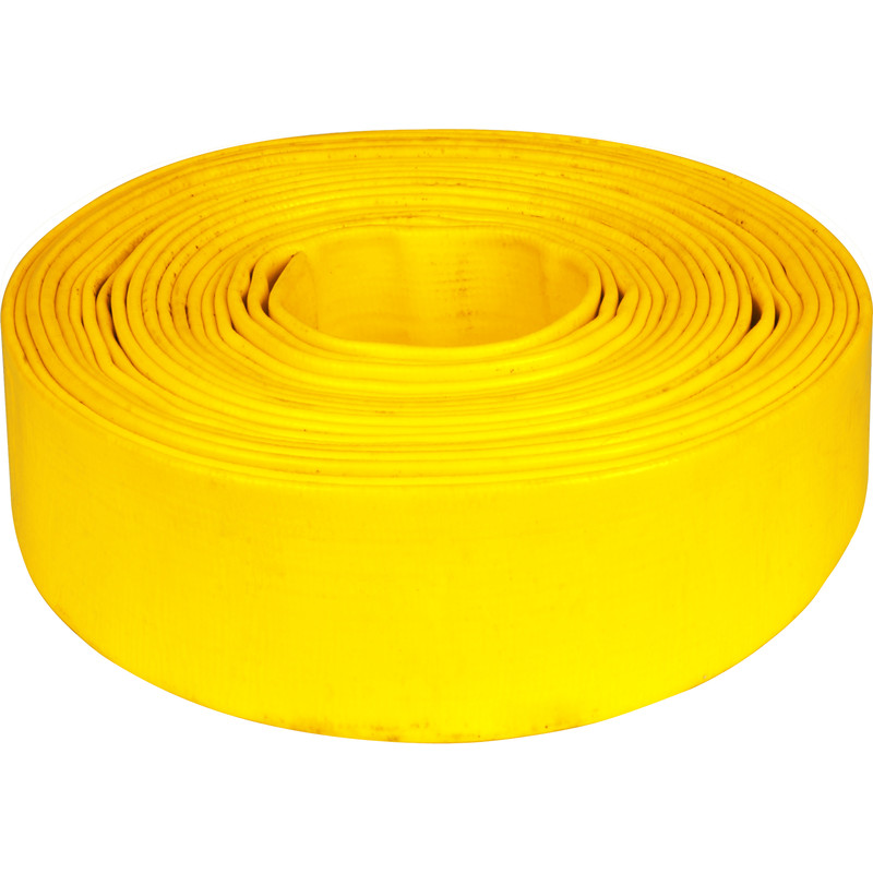 Heavy Duty Flat Hose 10m