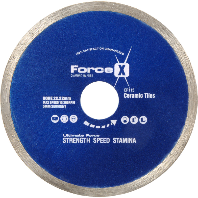 Tile & Ceramic Cutting Diamond Blade