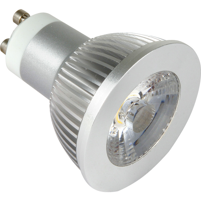 LED COB 5W Dimmable Lamp GU10