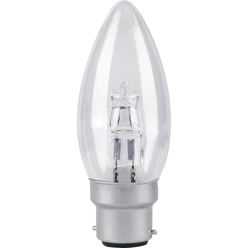 Corby Lighting Halogen Candle Dimmable Lamp