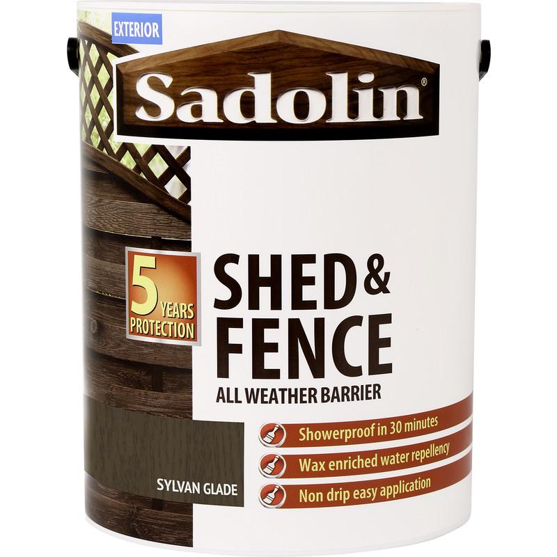 Sadolin Shed & Fence Treatment 5L