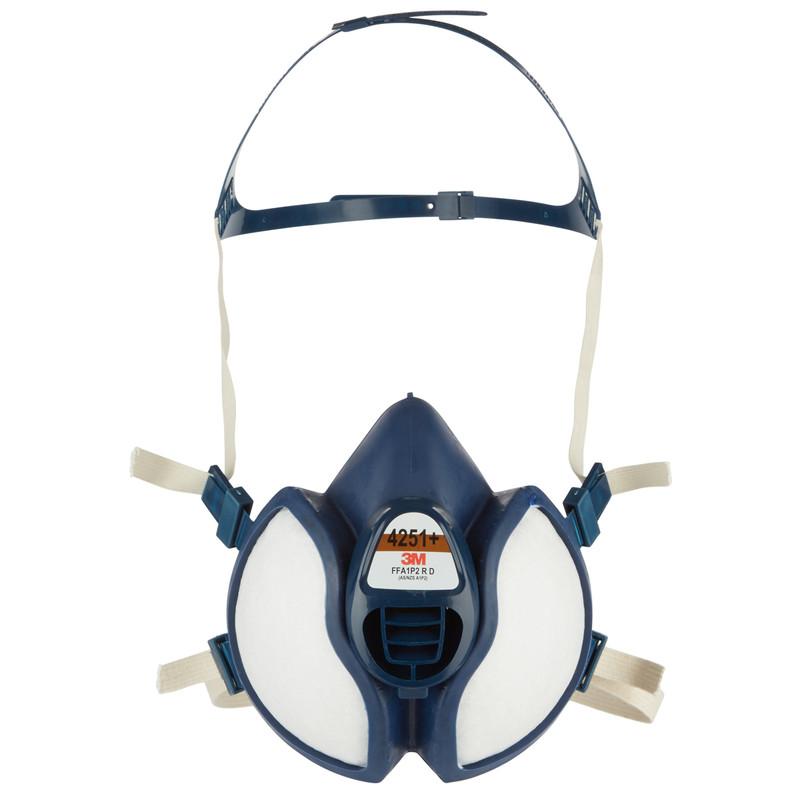 3M 4251+ Reusable Half Mask