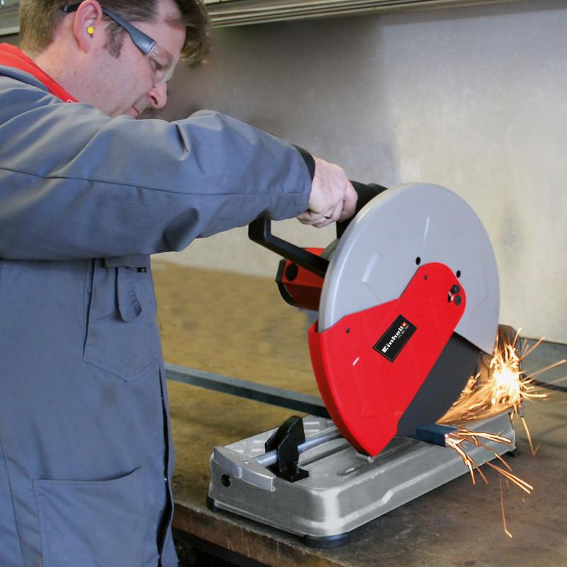 Einhell 2300W Metal Cutting Saw