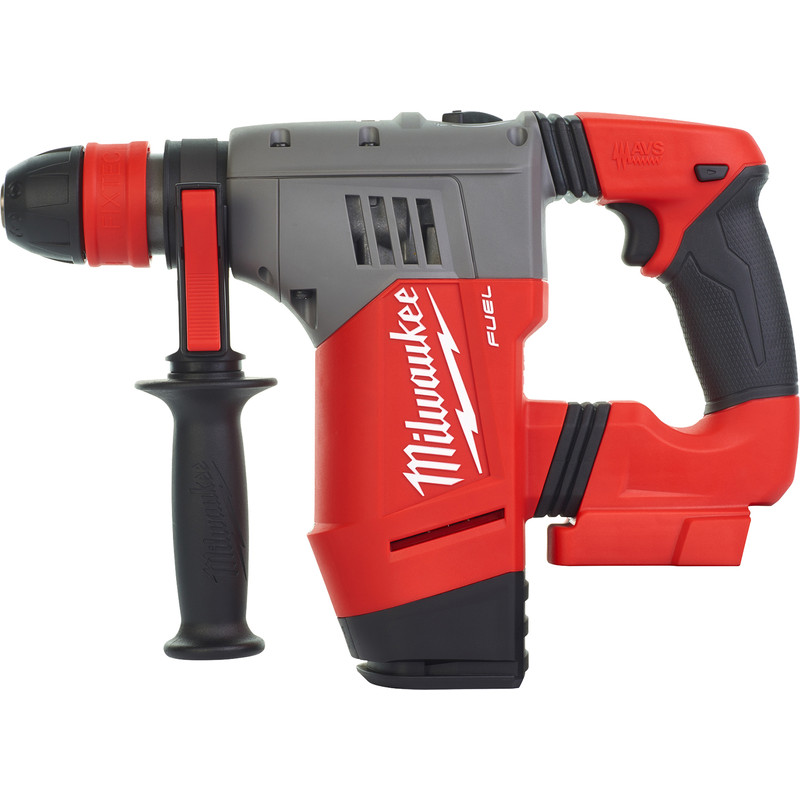Milwaukee M18CHPX-0 18V Li-Ion Fuel High Performance SDS Plus Hammer